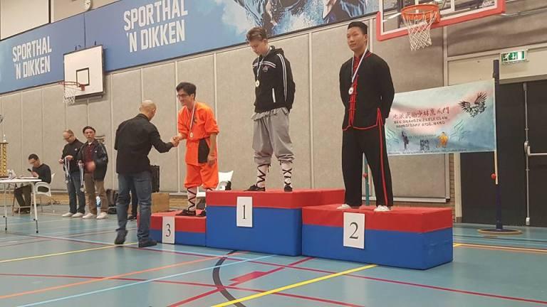 Open Nederlandse Kung Fu kampioenschappen